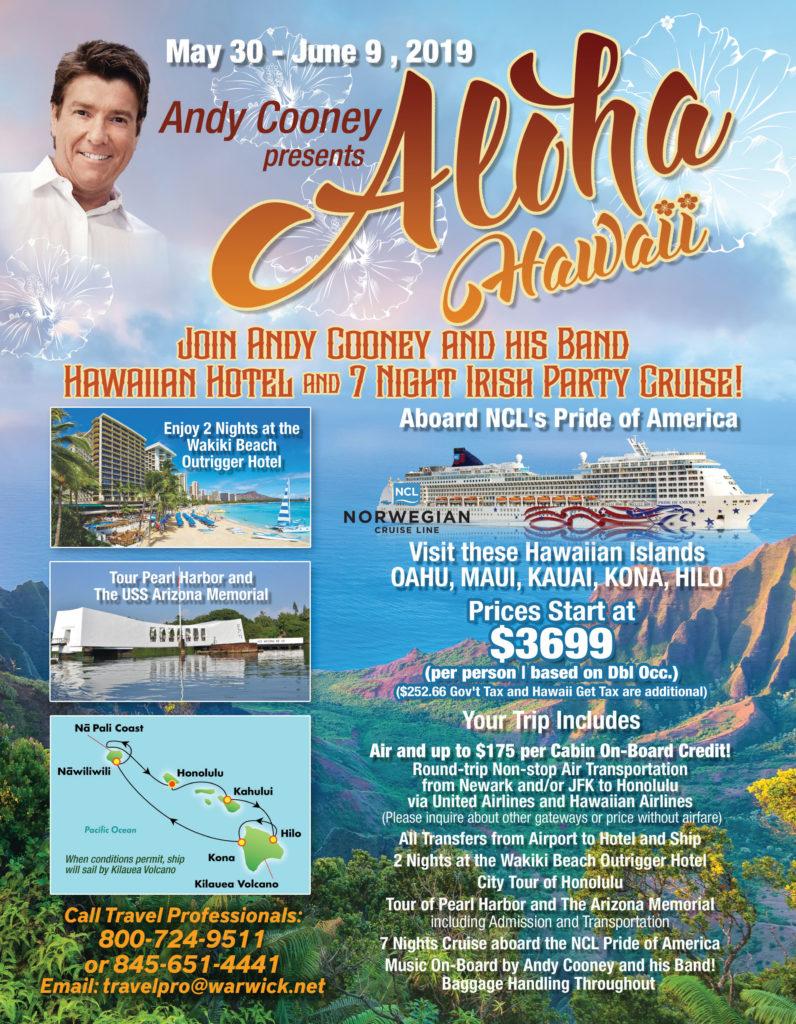 AlohaCruise 2019 FP2